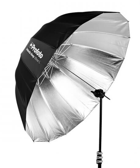 Profoto_Umbrella_Deep_Silver_L