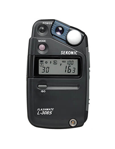 Sekonic-Light-Meter-L-308S